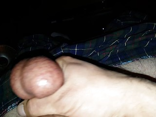 slap, punch and squeeze my balls CBT